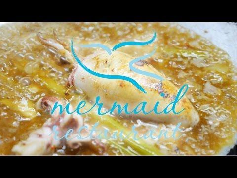 Promotion video for Mermaid Restaurant